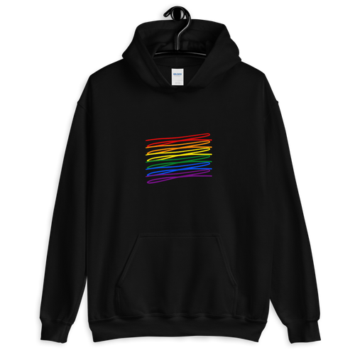 Chaotic LGBTQ Hoodie | ThisIsTheirs