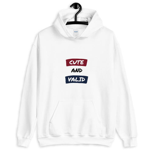 Cute And Valid Hoodie | ThisIsTheirs