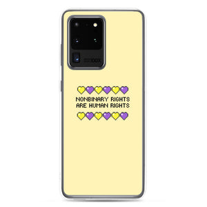 Nonbinary Rights Are Human Rights Samsung Case