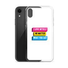 Load image into Gallery viewer, I Love Myself Pan Pride iPhone Case | ThisIsTheirs