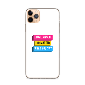 I Love Myself Pansexual Pride iPhone Case | ThisIsTheirs