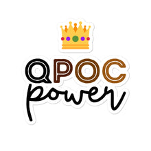 Load image into Gallery viewer, QPOC Power LGBTQ Stickers