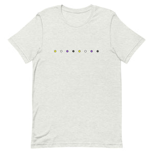 Non-Binary Simple Dots T-Shirt