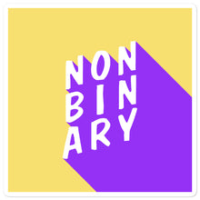 Load image into Gallery viewer, Non-Binary Pride Stickers - EnbyTee