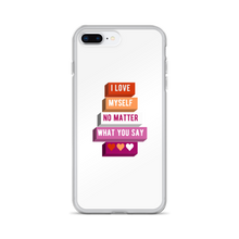 Load image into Gallery viewer, I Love Myself Lesbian Pride iPhone Case | ThisIsTheirs