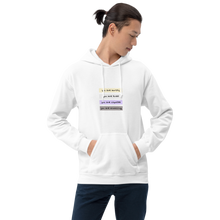 Load image into Gallery viewer, You Are Worthy Non-Binary Self-Love Hoodie
