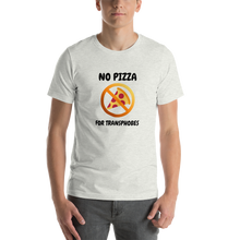 Load image into Gallery viewer, No Pizza For Transphobes T-Shirt | ThisIsTheirs