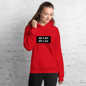 Not A Boy Not A Girl Gender Affirming Hoodie | ThisIsTheirs
