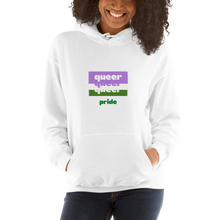 Load image into Gallery viewer, Genderqueer Pride Hoodie
