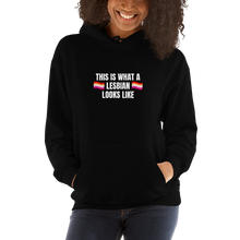 Load image into Gallery viewer, This Is What A Lesbian Looks Like Hoodie | ThisIsTheirs