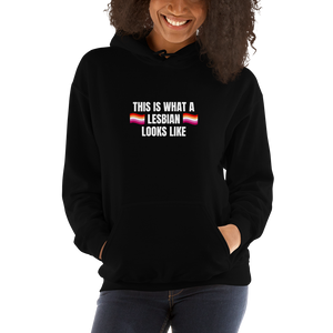 This Is What A Lesbian Looks Like Hoodie | ThisIsTheirs