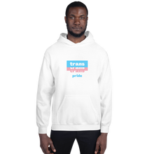 Load image into Gallery viewer, Trans Pride Hoodie