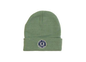 gorro bad ideas verde menta