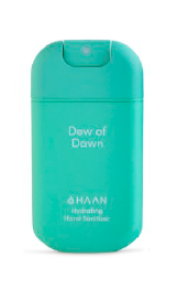 Gel manos Haan - Dew of dawn - Menta