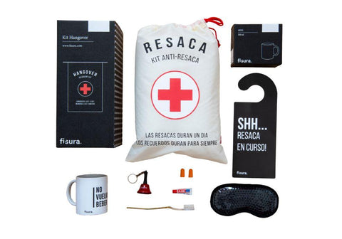 Kit anti resaca - Shop 987