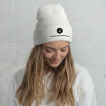 Load image into Gallery viewer, i'm not american | beanie | german