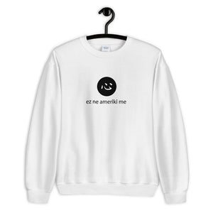 i'm not american | sweatshirt | kurdish