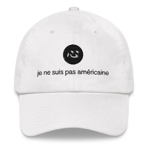 i'm not american | peak | french ♀