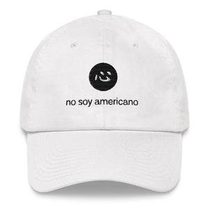 i'm not american | peak | spanish