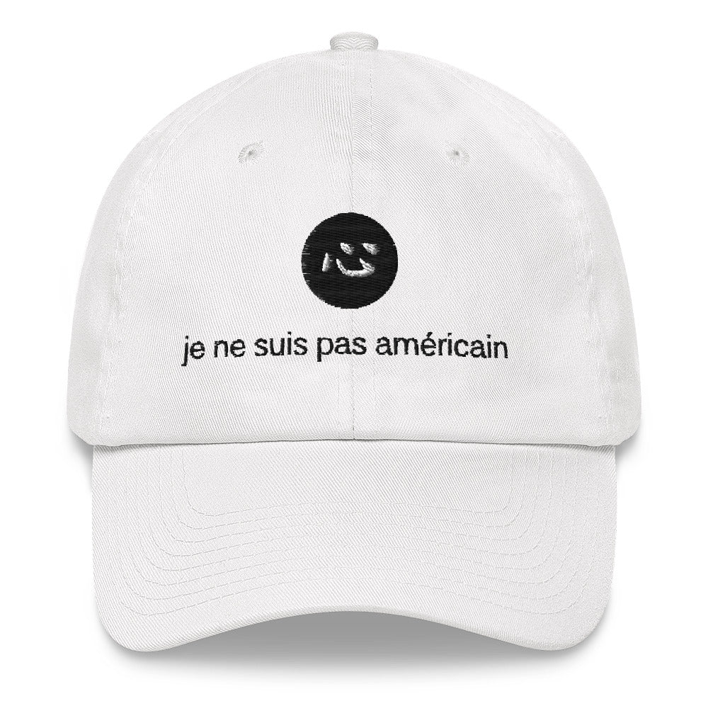 i'm not american | peak | french