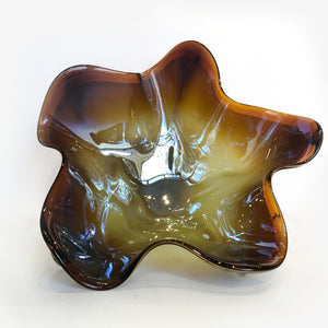 Gold Brown Tabac Octobowl
