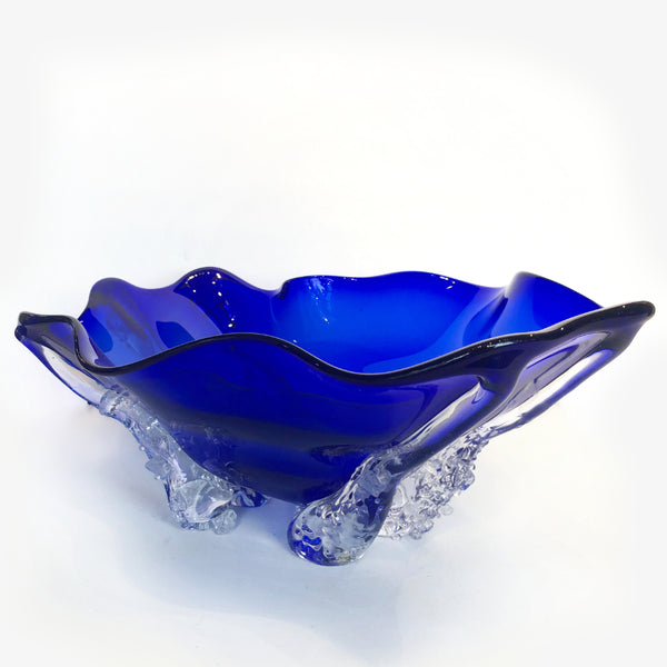 Cobalt Blue Octobowl