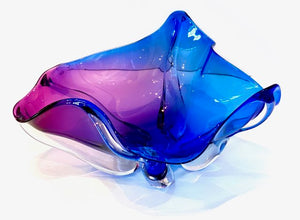 Cobalt Blue/Fuschia Octobowl
