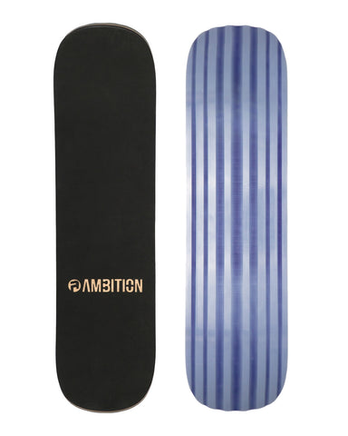 AMBITION - TEAM SNOW SKATE - PURPLE 32.5 X 8.5