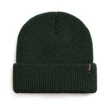 BRIXTON - HEIST BEANIE - HUNTER GREEN
