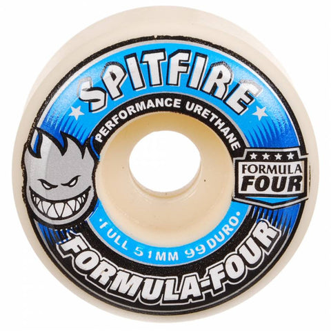 SPITFIRE - FORMULA FOUR WHEELS - 99 DURO