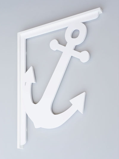 Anchor Decorative Bracket