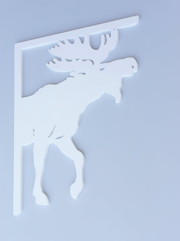 Moose Decorative Bracket