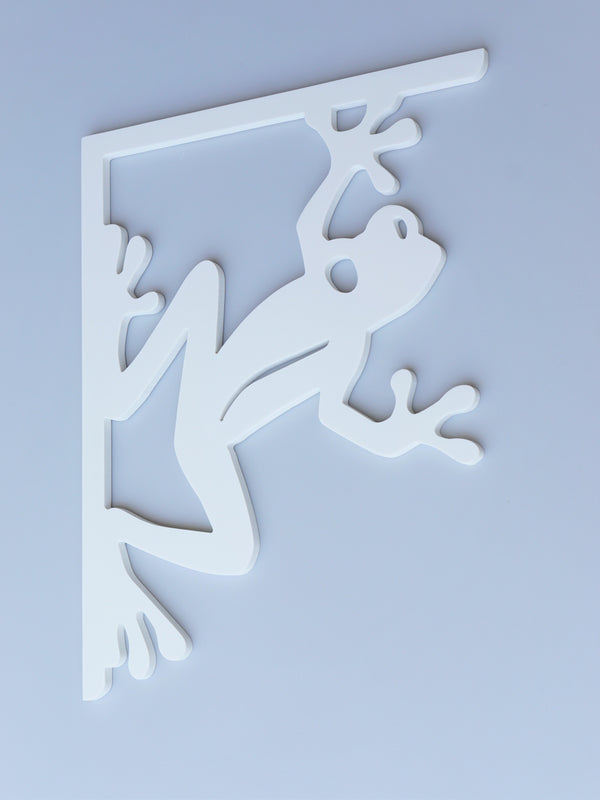 Frog Decorative Bracket