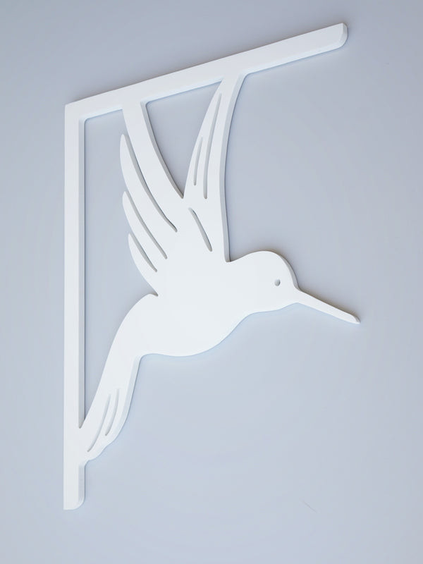 Hummingbird Decorative Bracket