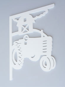 Tractor Decorative Bracket
