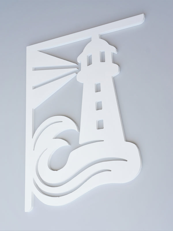 Lighthouse Decorative Bracket