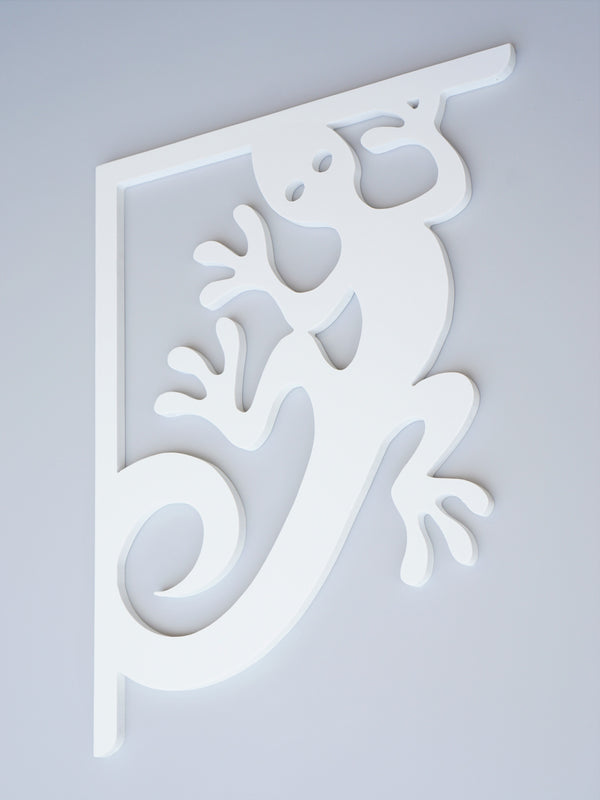 Lizard Decorative Bracket