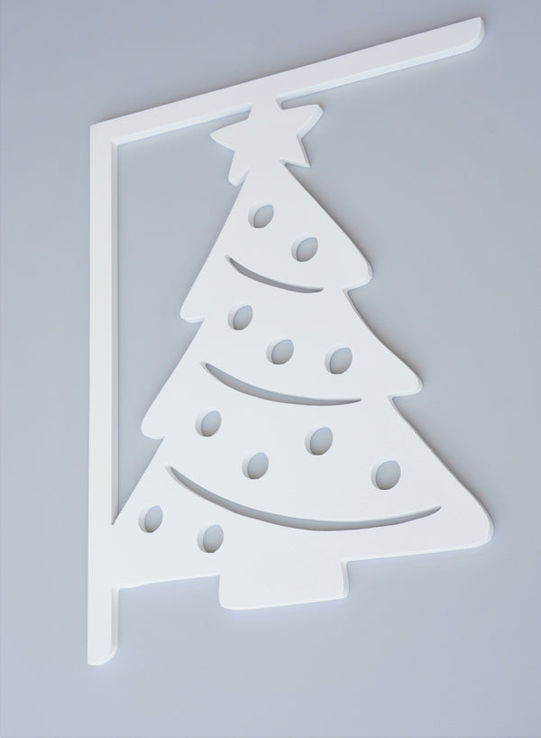 Christmas Tree Decorative Bracket