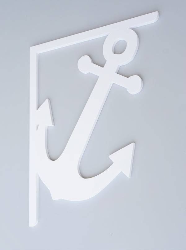 Anchor Decorative Bracket-Nature Brackets