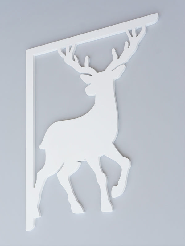 Deer Decorative Bracket-Nature Brackets