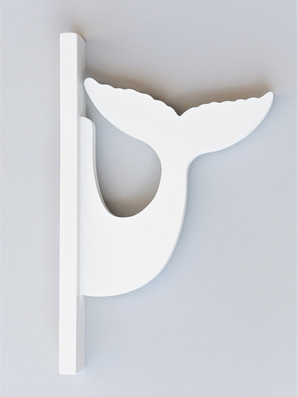 Whale Tail Hook-Nature Brackets