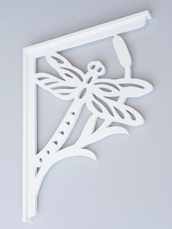 Dragonfly Decorative Bracket