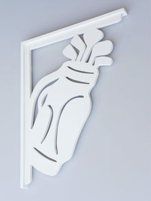 Golfbag Decorative Bracket