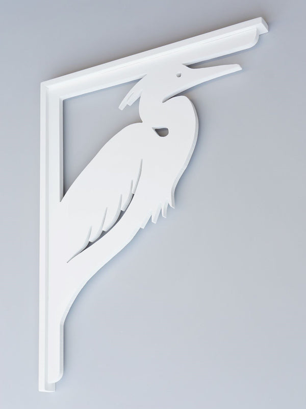 Heron Decorative Bracket