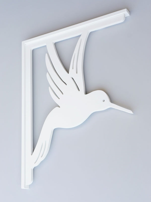 Hummingbird Decorative Bracket-Nature Brackets