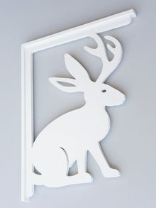 Jackalope Decorative Bracket