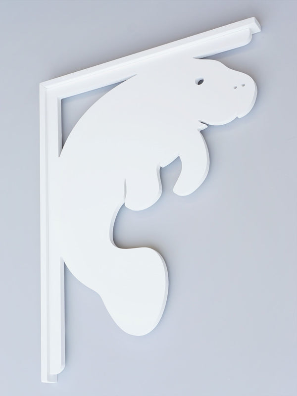 Manatee Decorative Bracket-Nature Brackets