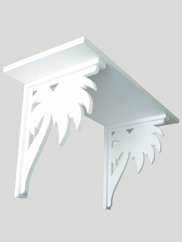 Palm Tree Shelf