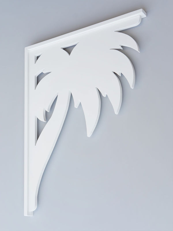 Palm Tree Decorative Bracket