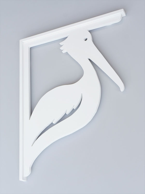 Pelican Decorative Bracket